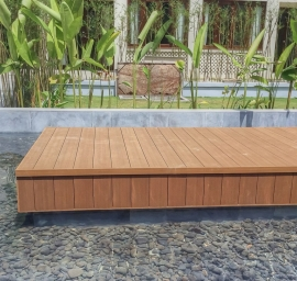 Sàn gỗ ngoài trời composite Biowood (Biowood Decking)