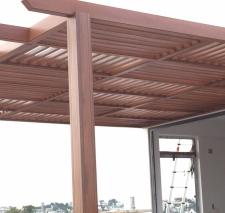 Vật liệu gỗ ngoài trời Biowood